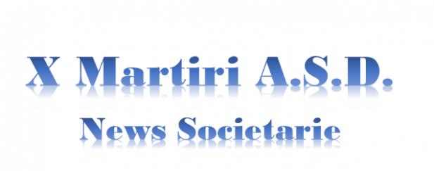Cambio al vertice in società, diamo il benvenuto a Samuel Zaccarini nuovo presidente della X Martiri